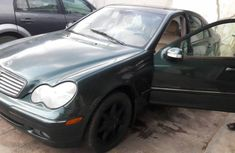 2004 Mercedes Benz C320 Tokunbo For Sale