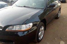 Honda Accord 2002 Automatic Petrol ₦370,000 for sale
