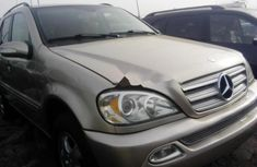 Mercedes-Benz ML350 2004 ₦2,600,000 for sale