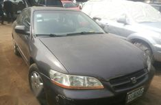 Neatly Used Honda Accord 1998 Gray For Sale