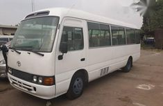 Registered Toyota Coaster Bus 2011 for sale