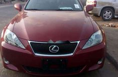 Lexus IS 2008 Automatic Petrol ₦3,800,000 for sale