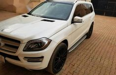 Mercedes-Benz GL 450 2015 White FOR SALE