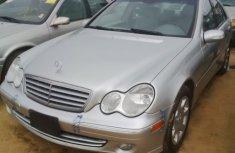 Mercedes Benz C240 2005 model FOR SALE