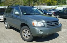CLEAN 2003 TOYOTA HIGHLANDER FOR SALE