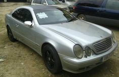 Tokunbo Mercedes Benz CLK 230 Kompressor 1999 FOR SALE