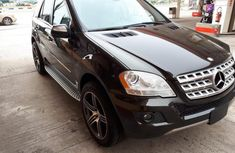Mercedes-Benz ML350 2009 Petrol Automatic Black for sale