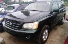 2002 Toyota Highlander 2.4 Automatic for sale at best price