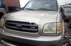 Toyota Sequoia 2004 Automatic Petrol ₦2,700,000 for sale