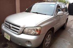 Almost brand new Toyota Highlander Petrol 2005 for sale