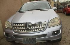 2008 Mercedes-Benz ML350 Automatic Petrol well maintained for sale