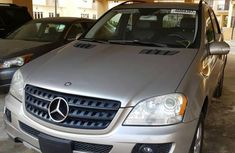 2006 Mercedes-Benz ML350 Automatic Petrol well maintained for sale