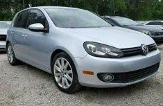 Volkswagen Golf 5 2012 silver for sale
