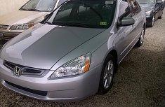 2003 Honda Accord Silver for sale