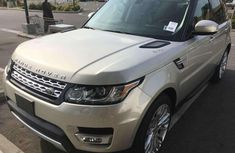 Land Rover Range Rover Sport 2014 Automatic Petrol ₦29,500,000 for sale