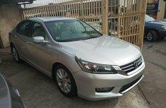 Honda Accord 2013 Petrol Automatic Grey/Silver for sale