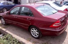 Almost brand new Mercedes-Benz C320 Petrol 2002 for sale