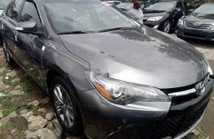 Toyota Camry 2017 Petrol Automatic Grey/Silver for sale