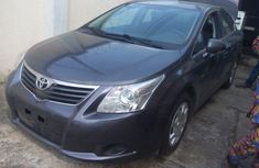 2012 Toyota Avensis for sale