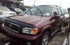 Nissan Pathfinder 2002 Automatic Petrol ₦1,950,000 for sale