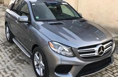 Mercedes-Benz GLE 2016 Automatic Petrol ₦16,500,000 for sale