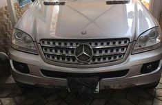 Almost brand new Mercedes-Benz ML350 Petrol 2008 for sale