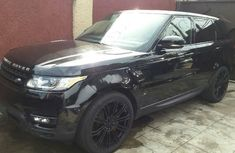 2014 Land Rover Range Rover Sport for sale in Lagos