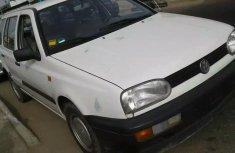 Tokunbo 2001 VOLKSWAGEN Golf 3 wagon FOR SALE