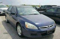 2006 Honda ACCORD  EOD For Sale