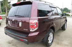 Honda Pilot 2007 in good condition for sale