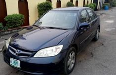 Honda Civic 2004 Petrol Automatic Blue for sale