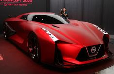 2020 Nissan Vision GT-R R36 unveiled with splendid photos