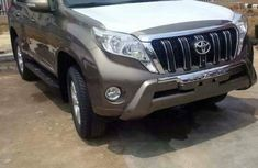 2014 Toyota Landcruiser Prado jeep for sale.