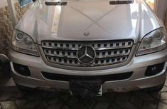 Almost brand new Mercedes-Benz ML350 2008 for sale