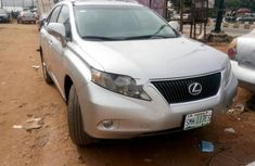 Lexus RX 2010 ₦4,500,000 for sale
