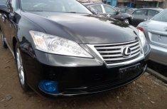 Lexus ES 2012 Automatic Petrol ₦6,150,000 for sale