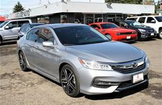 Honda Accord 2017 in good condition for sale
