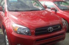 2009 Toyota Rav4 Toks red for sale