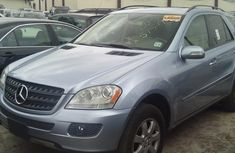 Mercedes Benz Ml350 2006 blue for sale