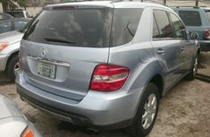 Mercedes Benz Ml350 2006 silver for sale