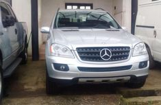 Mercedes Benz Ml350 2006 white for sale