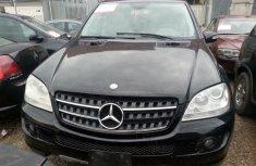 Mercedes Benz Ml350 2006 model Black for sale
