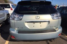 Very good condition of a Lexus Rx 350 2014 silver for sale