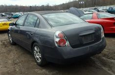 Good used 2005 Nissan Altima Grey for sale