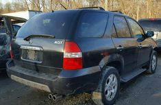 Good used Acura Mdx 2001 grey model for sale cheap and affordable price