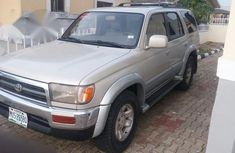 Toyota 4runner 1999 Gray for sale