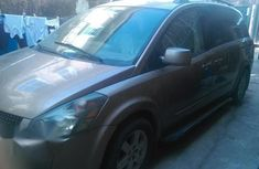 Nissan Quest 2006 Gold for sale