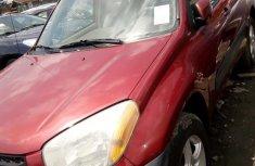 Toyota RAV4 2003 Red for sale