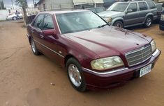 Mercedes-Benz C180 2003 Red For Sale