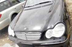 Mercedes-Benz C280 2003 Back for sale